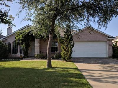 Single Family Home For Sale: 813 Dayspring Drive
