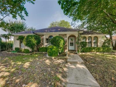 Rowlett Single Family Home For Sale: 4001 Simmons Drive