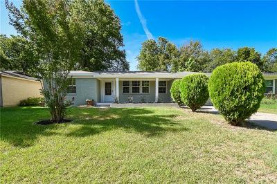 Fort Worth Single Family Home For Sale: 5421 Fursman Avenue