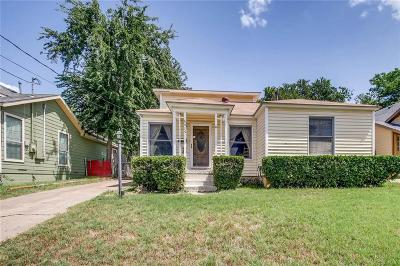 Dallas Single Family Home For Sale: 6515 Parkdale Drive