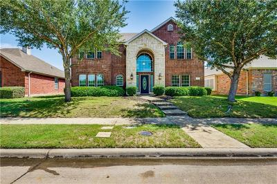 Garland Single Family Home For Sale: 3709 Ablon Trail
