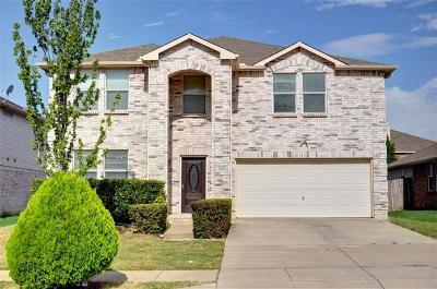 Fort Worth Single Family Home For Sale: 7545 Sienna Ridge Lane