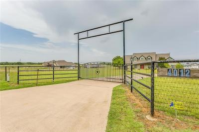 Cleburne Single Family Home For Sale: 4012 County Road 805