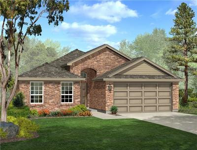 Fort Worth Single Family Home For Sale: 7960 Mosspark Lane
