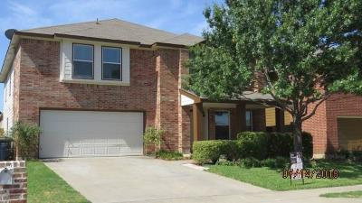Fort Worth Single Family Home For Sale: 305 Allenwood Drive
