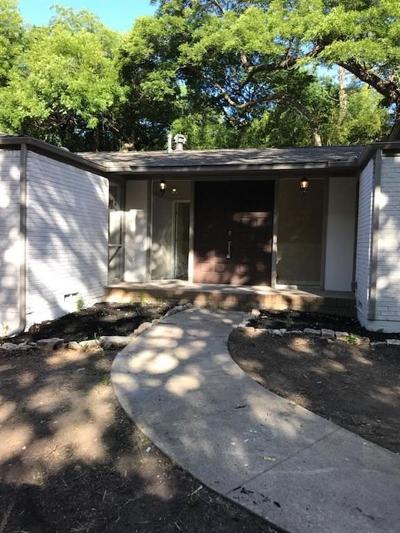 Dallas Single Family Home For Sale: 1502 Oak Glen Trail