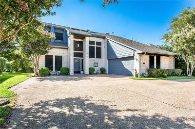 McKinney Single Family Home Active Option Contract: 5416 N Briar Ridge Circle