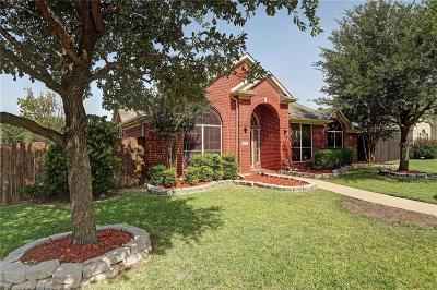 Allen Single Family Home For Sale: 812 Patricia Drive