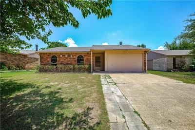 Allen Single Family Home For Sale: 728 Leading Lane