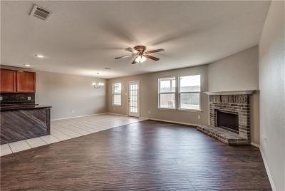 Little Elm Single Family Home For Sale: 14725 Sawmill Drive