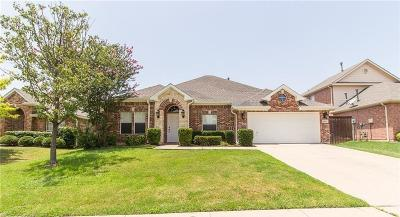 Wylie Single Family Home For Sale: 1011 Meandering Drive