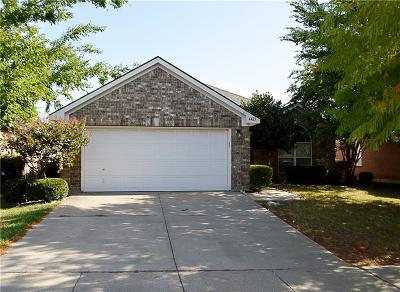 Mansfield TX Single Family Home For Sale: $219,900
