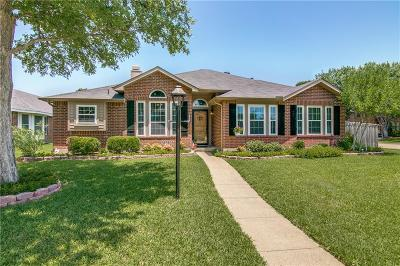 Rowlett Single Family Home For Sale: 8417 Meadowview Street