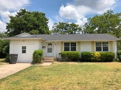 Dallas Single Family Home For Sale: 12214 Hoblitzelle Drive