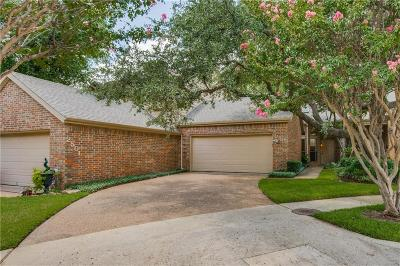 Carrollton Townhouse For Sale: 2503 Mallard Cove