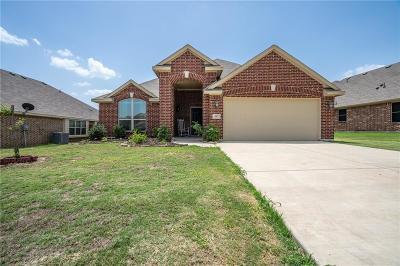 Alvarado Single Family Home For Sale: 207 Briarstone Drive
