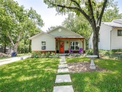 Dallas Single Family Home For Sale: 8634 San Benito Way