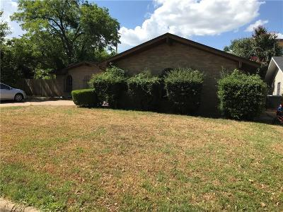 Fort Worth Single Family Home For Sale: 6705 Franwood Terrace