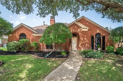 Allen Single Family Home For Sale: 1507 Quail Run Drive