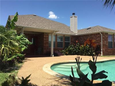 Forney TX Single Family Home For Sale: $274,900