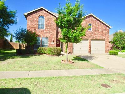 Forney Single Family Home For Sale: 139 Redbud Drive