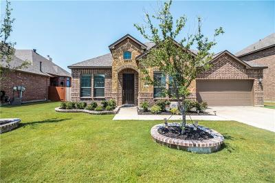 Denton Single Family Home For Sale: 4908 Brookside Drive