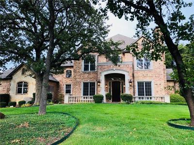 Flower Mound Single Family Home For Sale: 3200 High Point Drive