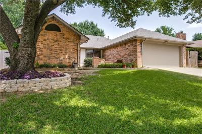Arlington Single Family Home For Sale: 4105 Blossom Trail