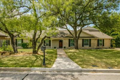 Farmers Branch Single Family Home For Sale: 14371 Olympic Drive