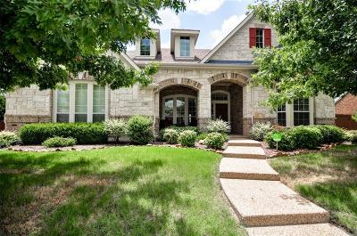 Prosper Single Family Home For Sale: 760 Camden Way