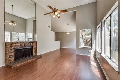 Dallas Single Family Home For Sale: 10616 Woodleaf Drive