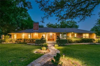 Dallas Single Family Home For Sale: 6111 Northaven Road
