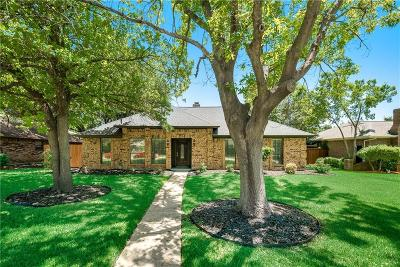 Mesquite Single Family Home For Sale: 3411 Cambridge Drive