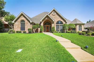 Colleyville Single Family Home Active Contingent: 4204 Green Meadow Street E