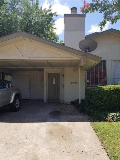 Garland Townhouse For Sale: 2810 Nova Drive