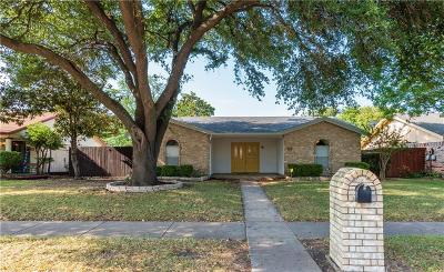 Garland Single Family Home For Sale: 3010 Chisholm Trail