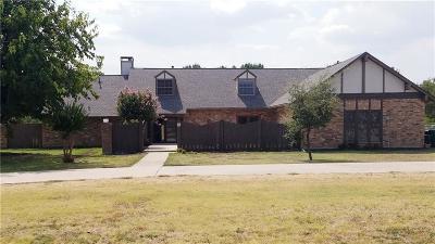Denton Single Family Home For Sale: 2007 Cindy Lane