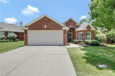 Fort Worth Single Family Home For Sale: 4957 Happy Trail