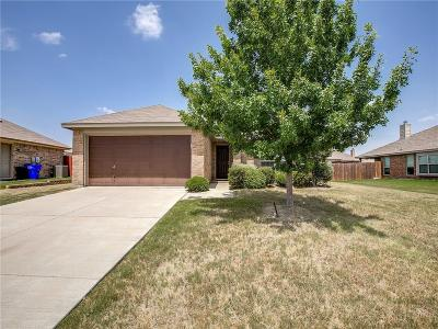 Forney TX Single Family Home For Sale: $215,000
