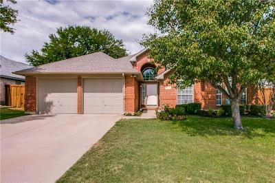 Flower Mound Single Family Home For Sale: 2509 Caprock Cove