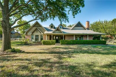Colleyville Single Family Home For Sale: 911 Tinker Road