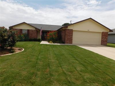 Brownwood Single Family Home For Sale: 2103 8th Street