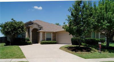 Royse City Single Family Home Active Kick Out: 1001 Matthew Lane