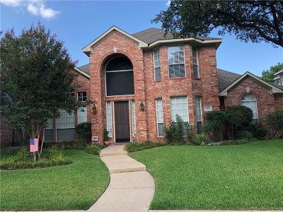 Coppell Single Family Home For Sale: 970 Burns Crossing