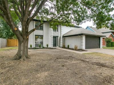 North Richland Hills Single Family Home For Sale: 5625 Havana Drive