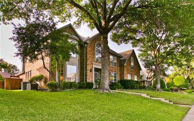 Plano Single Family Home For Sale: 609 Water Oak Drive