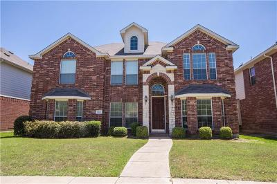 Allen Single Family Home For Sale: 1612 Mammoth Drive