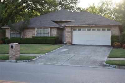 Arlington Single Family Home For Sale: 3710 Woodside Drive