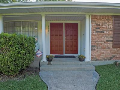 Garland Single Family Home For Sale: 4133 Kazak Street