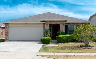Fort Worth Single Family Home For Sale: 1804 Kittredge Way